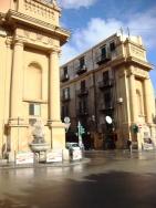 "Porta Vicari, via Maqueda angolo corso Tukory (""Visti da lontano"")"