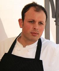 Giuseppe Costa, chef del ristorante Il Bavaglino di Terrasini (PA)