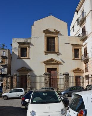 La Chiesa dei SS. Cosma e Damiano al Capo