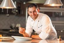 Il Cappero restaurant 2016 - Executive Chef Giuseppe Biuso