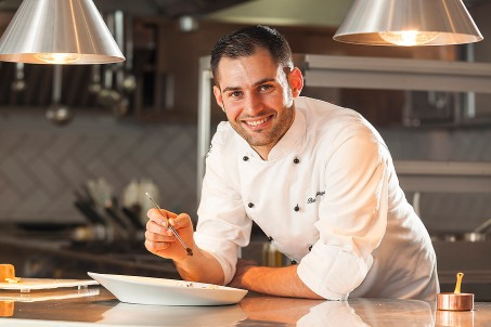 Il Cappero restaurant 2016 - Executive Chef Giuseppe Biuso
