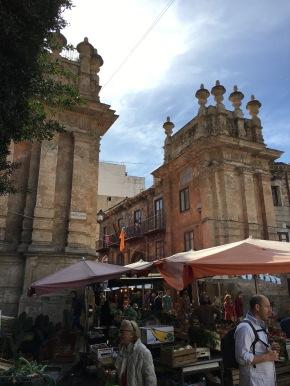 Il cibo di strada di Palermo. Luci eombre