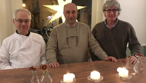 Palermo, 25 Gennaio: a cena da A'nica con GorghiTondi