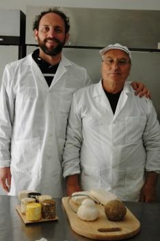 Davide Leonardo e Giacomo Gatì