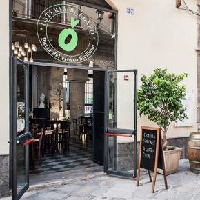 Panormitanus, cibo metropolitano mediterraneo. Osteria Ballarò – mercoledì 31 maggio, ore20.30