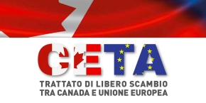 CETA Canada: no tutela per 247 DOP e IGP. Con conseguenze gravissime. L'appello alla#politica
