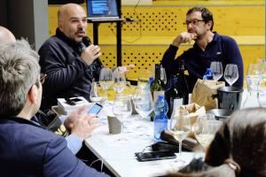 Giampaolo Gravina e Paolo Rizzari